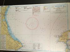 CARTA NAUTICA NAUTICARD 1006 EST / 1006 OVEST IBIZA - SAGUNTO - MALLORCA