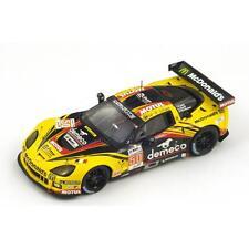 SPARK LM S3733 Corvette C6 ZR1 Larbre Competition n°50 24h Le Mans 2012 1/43
