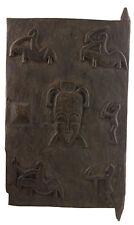 Porte de Grenier Senoufo 69x39 cm Art africain-Afrique Ouest Dogon 16515