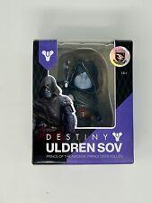 Destiny 2 Bigshot Toyworks ULDREN SOV Prince of the Awoken Figure Bungie Crow