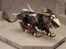 Ends_Early Zoids Blue Liger Zero Jager Zoids Action Figure Tiger Lion Hasbro