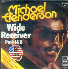 """7"""" Michael Henderson/Wide Receiver (D) Top Hit USA"""