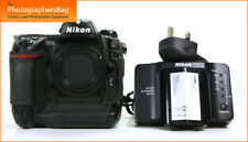 Nikon D2X Digital SLR Camera Body Battery & Charger  + Free UK Postage