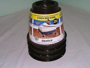 Slipstick CB650 5 Inch Under Bed Storage Bed Risers