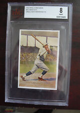 RARE BVG 8 NM-MT 1932 Sanella Margarine Babe Ruth Baseball Card Type 2