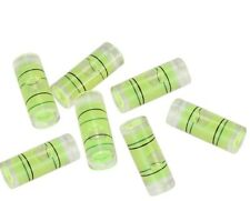 Acrylic Tube Bubble Spirit Level Vials 8 mm (D) x 22.5 mm (L)