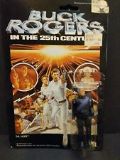 VINTAGE 1979 BUCK ROGERS IN THE 25TH CENTURY DR. HUER ACTION FIGURE NEW