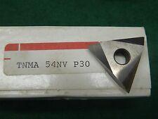 2 TSI TNMA 54NV P30 Carbide Threading Inserts
