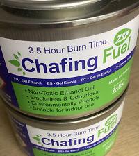 More details for zodiac chafer gel ethanol fuel single paraffin greenhouse heater 3.5 hour burner