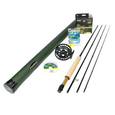 Sage X 590-4 Fly Rod Outfit : 5wt 9'0""