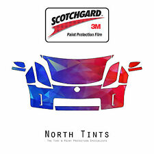 3M Scotchgard Paint Protection PreCut Clear Bra Kit for Nissan 350Z 2003-2005