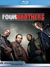Four Brothers [Blu-ray], DVD, Sofía Vergara, Tyrese Gibson, Garrett Hedlund, And