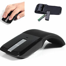 Touchpads 2.4GHz Arc Touch Wireless Mouse Usb Receiver Mice For PC Laptop