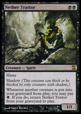 Japanese Nether Traitor ~ Near Mint Time Spiral Foreign UltimateMTG Magic Black