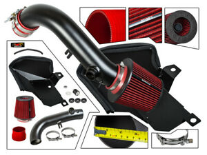 RTunes Cold Air Intake Kit+Heat Shield For 2019 VW Golf AllTrack SportWagen 1.8T