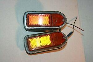 Left, Right, Front 76-91 Jaguar XJS/XJ-s/XJ6/XJ12, Side marker light oem Lucas