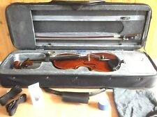 3/4 STENTOR CONSERVATOIRE VIOLIN GREAT QUALITY SUPERB CONDITION + FREE TUNER