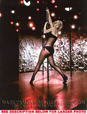 MARILYN MONROE POLE DANCING (1) RARE 8x10 PHOTO