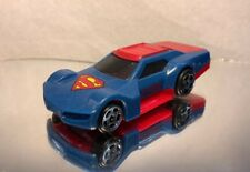 2016 HOT WHEELS: DC COMICS SUPERMAN CAR HAPPY MEAL TOY/ CHINA/ LOOSE