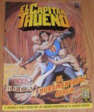 EL CAPITAN  TRUENO  EDICION HISTORICA  - COMIC Nº 41  DEL AÑO 1987
