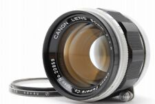【MINT】 Canon L 50mm f/1.4 Lens for Leica Screw Mount LTM L39 from Japan 917