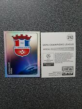 PANINI CHAMPIONS LEAGUE 2011/12 NR. 192 BADGE FC OȚELUL GALAȚI