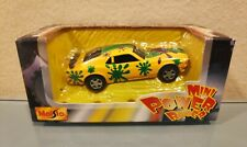 Maisto 1/64 3 inches Ford Mustang Boss 429 Mini Power Racer
