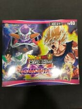 Dragon Ball Super TCG Clash of Fates Booster Box Factory Sealed