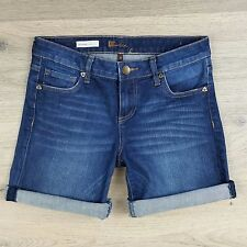 Kut from the Kloth Catherine Boyfriend Short Denim Women's Shorts W29 L9.5 (J2)