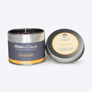 Potters Crouch - Candle Tin - Fireside