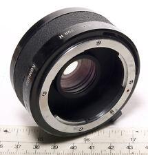 Komura 7 Elements Teleconverter 2x for Nikon AI 35mm film SLR