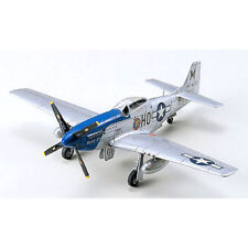 Tamiya 60749 North American P-51d Mustang 1:72 Avión Model Kit