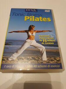 Tonic fitness Pilates - DVD