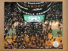 2008 Boston Celtics NBA Champions Glossy 8 X 10 Photo DM1