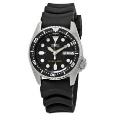 Seiko SKX013 38mm Midsize Automatic Dive Watch on Rubber Strap Band *New in Box*