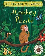 Monkey Puzzle by Julia Donaldson (Board book, 2017)