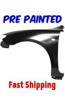 PRE PAINTED Driver LH Fender for 2004-2009 Mazda 3 Sedan w Free TouchUp