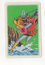 Playing Swap Cards 1 Japanese 60's Ninja 'TV Series' Anime 3/4 Size J172