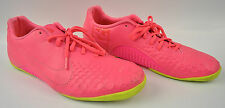 Nike Elastico Finale Pink Indoor Soccer Football Shoes Sneakers 11.5 415120-667