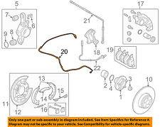 LAND ROVER OEM 06-13 Range Rover Sport Rear Brake-Sensor SOE000025