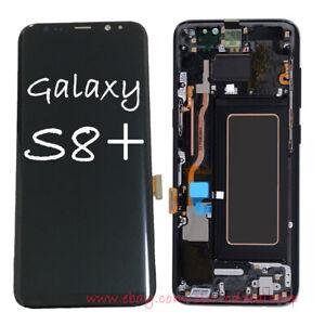 SM-G955U G955 W F Samsung Galaxy S8+ PLUS LCD Screen Digitizer Replacement Dot B