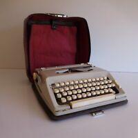 Máquina Para Escribir Portátil JAPY Arte Deco Diseño Siglo Xx Vintage IN ' N3560
