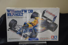 TAMIYA Williams FW 13B Renault - 1/20 Scale - 1990 - NEW - SEALED