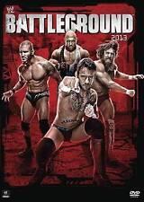 WWE: Battleground 2013 DVD