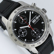 PORSCHE DESIGN P10 AUTOMATIC CHRONOGRAPH 10 ATM HIGHTECHBAND 39,5mm UHR 6605.41