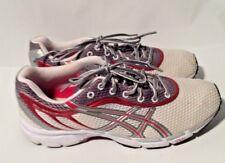 Asics Womens Speedstar 4 Athletic Shoes  White Rose T071N Size 9