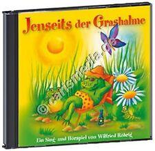 CD: JENSEITS DER GRASHALME - Ein Kinder-Sing- und Hörspiel von Wilfried Röhrig