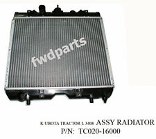 Use For Kubota Tractor L 3408 Assembly  Radiator 1 P c