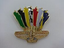 Indianapolis Motor Speedway Historical logo Lapel Pin Limited Edition