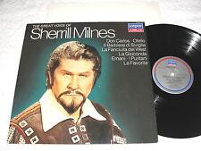 "Sherrill Milnes ""The Great Voice of"" 1985 Opera LP, Nice NM!, London-Holland"